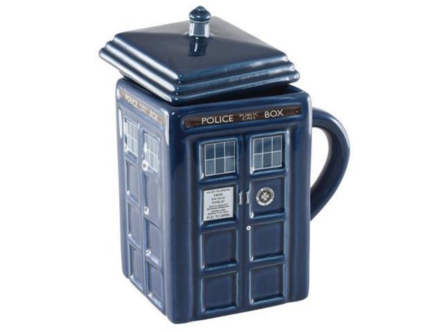 Doctor Who Tardis Figural Mug