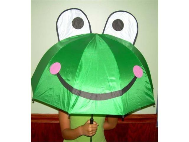 Toysmith Frog Umbrella for Kids