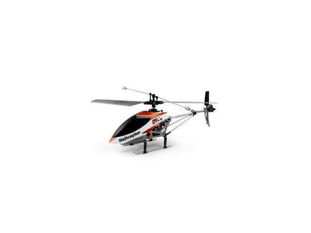 38cm Double Horse 9116 2.4GHz 4CH 4 Channel RC Single Blade Helicopter Gyro Big 450 Size