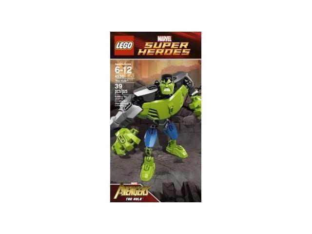 LEGO: Super Heroes: The Hulk
