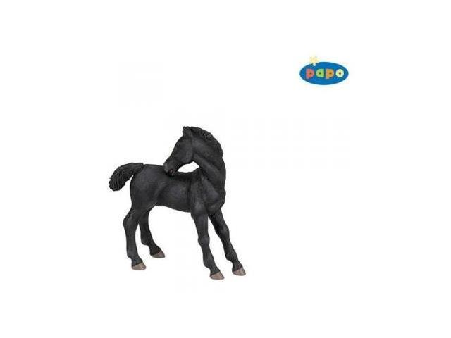 Papo 51100 Lipizzaner Horse Foal Toy Equestrian Figurine
