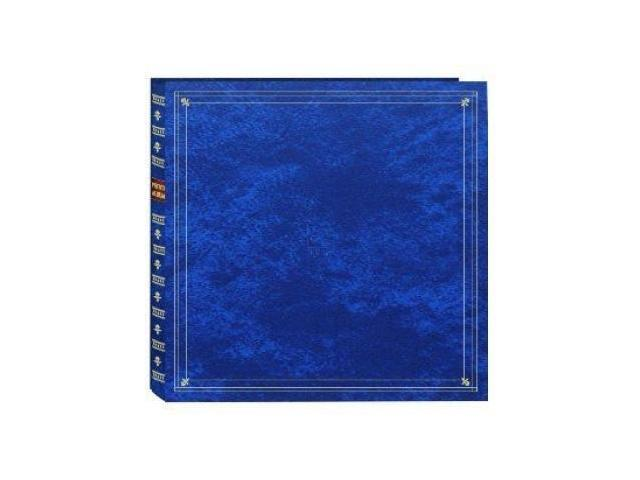 Pioneer Memo Pocket Album, Royal Blue