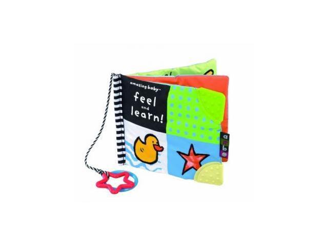 Feel & Learn Soft Book - Imaginative Play Set by Kids Preferred (49647)