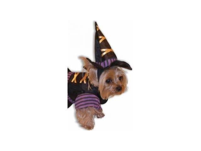 Forum Novelties 64042 Pet Witch Costume Small - For Dogs & Cats
