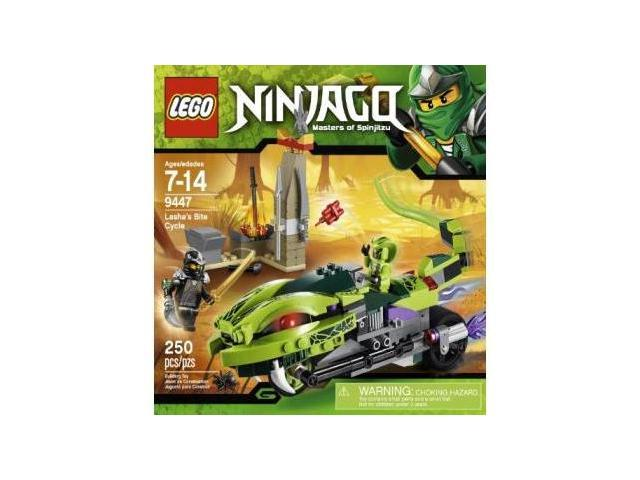 LEGO: Ninjago: Lasha's Bite Cycle