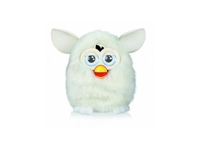 Furby, White