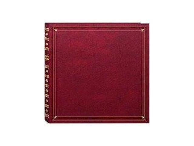 Pioneer Memo Pocket Album, Burgundy