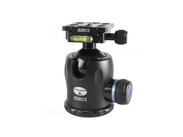 SIRUI K-40X 54mm Ballhead with Quick Release, 77.2 lbs Load Capacity