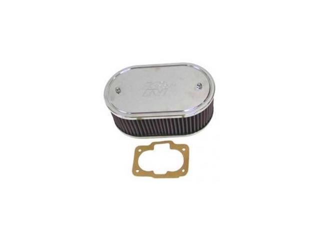 K&N Filters 56-1140 Racing Custom Air Cleaner