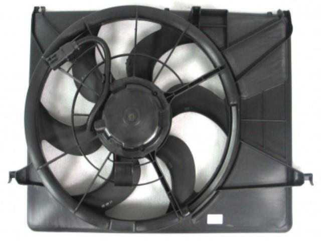 APDI Dual Radiator and Condenser Fan Assembly 6020122