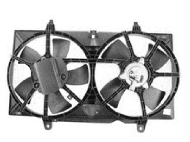 APDI Dual Radiator and Condenser Fan Assembly 6029103