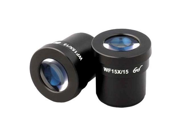 Pair of Super Widefield 15X Microscope Eyepieces (30mm)
