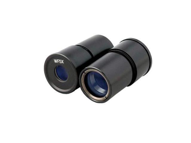 Pair of WF5X Microscope Eyepieces (30.5mm)