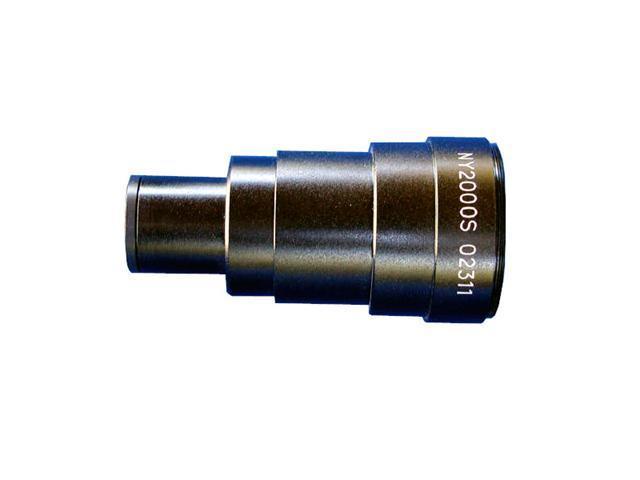 AmScope 7X Microscope Camera Adapter w/ Mounting Size M41x0.5