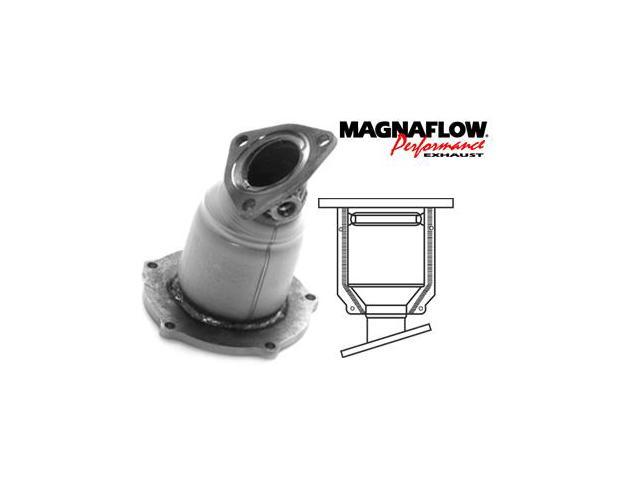 MagnaFlow Direct Fit Catalytic Converters - 87-99 Toyota Camry