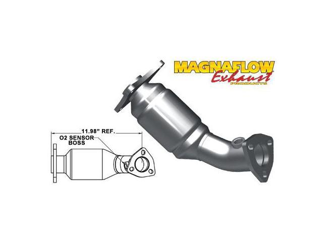 MagnaFlow Direct Fit Catalytic Converters - 04-06 Nissan Altima