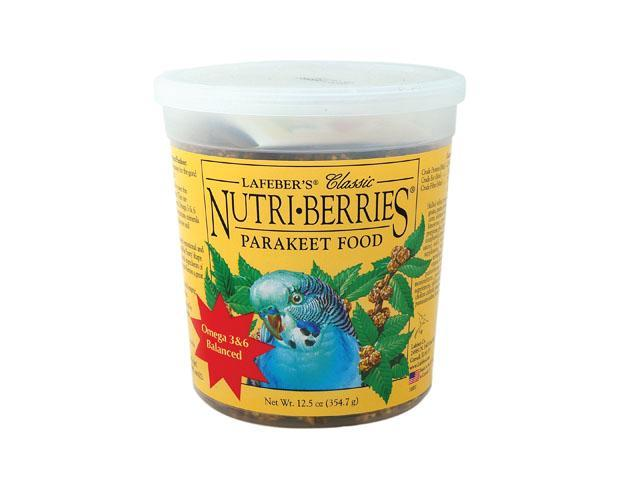 Lafeber Company Classic Nutri-Berries, Parakeet, 12.5 Ounce - 81630