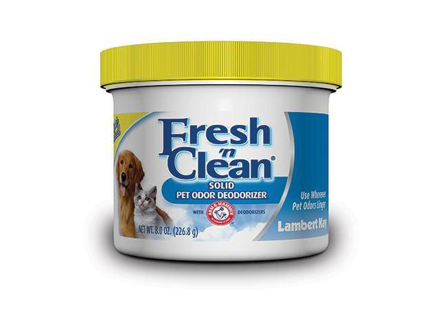 Fresh N Clean Solid Pet Odor Deodorizer - 8 oz