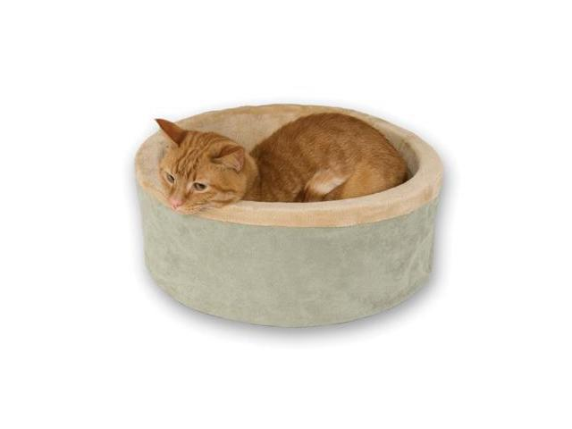 THERMO KITTY BED SAGE 20""