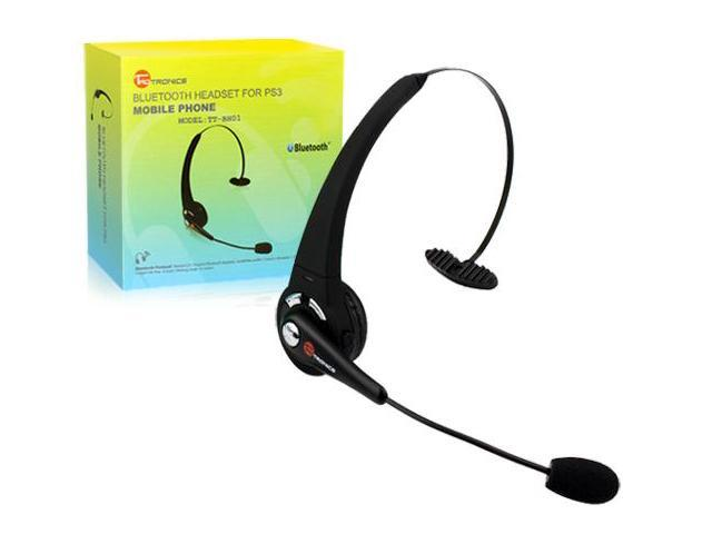 TaoTronics TT-BH01 Rechargeable Wireless Bluetooth Headset with Microphone