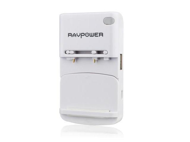 RAVPower® RP-UC01 Universal Cell Phone Battery Travel Charger