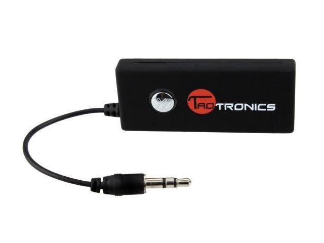 TaoTronics TT-BA01 Wireless Portable Bluetooth Stereo Music Transmitter (Not A Bluetooth Receiver) for 3.5mm Audio Devices (iPod, MP3/MP4, TV, Kindle Fire, Media Players)