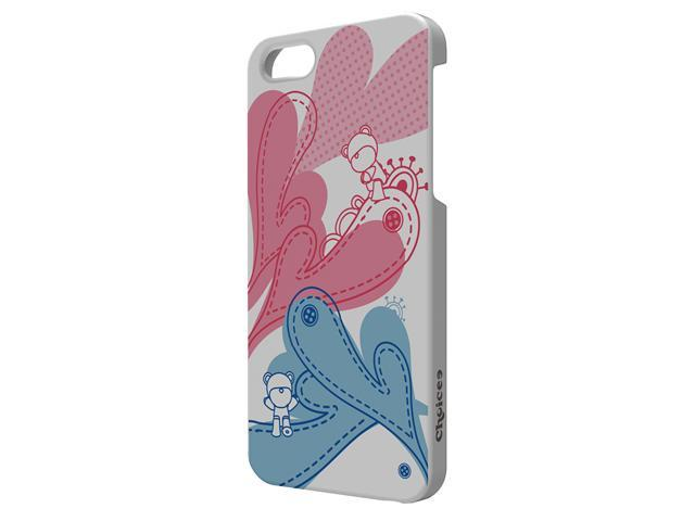 Choicee X Olibear for Apple iPhone 5 Cover Case with Screen Protector Fairy Love (retail)