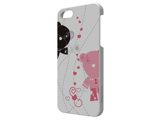 Choicee X Olibear for Apple iPhone 5 Cover Case with Screen Protector Love Keyper (retail)
