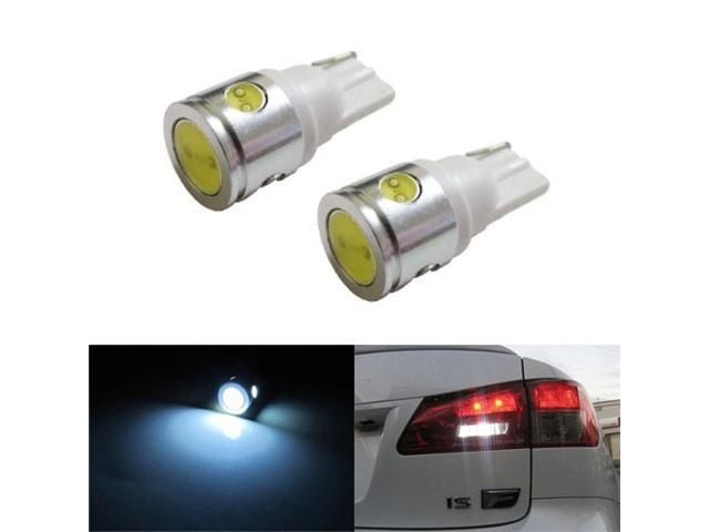 JDMTOY 2W High Power 360-Degree Shine 912 921 LED Bulbs For Back Up Reverse Lights, Xenon White