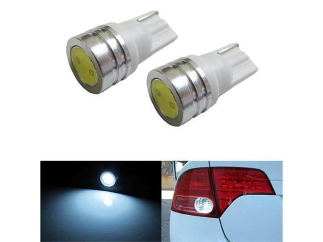 JDMTOY 1W High Power 912 921 LED Bulbs For Back Up Reverse Lights, Xenon White