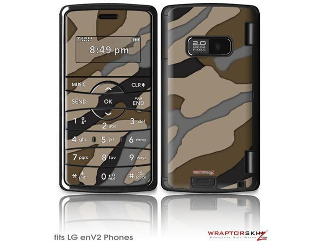 LG enV2 Decal Style Skin - Camouflage