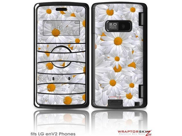 LG enV2 Decal Style Skin - Daisys