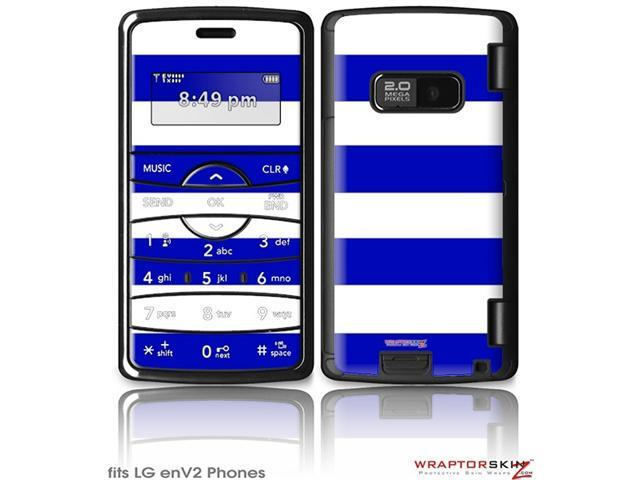 LG enV2 Decal Style Skin - Kearas Psycho Stripes