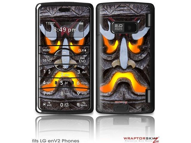 LG enV2 Decal Style Skin - Tiki God 01