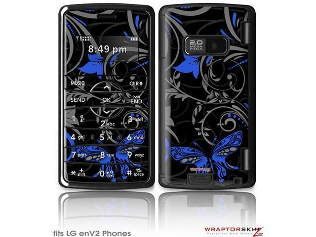 LG enV2 Decal Style Skin - Twisted Garden