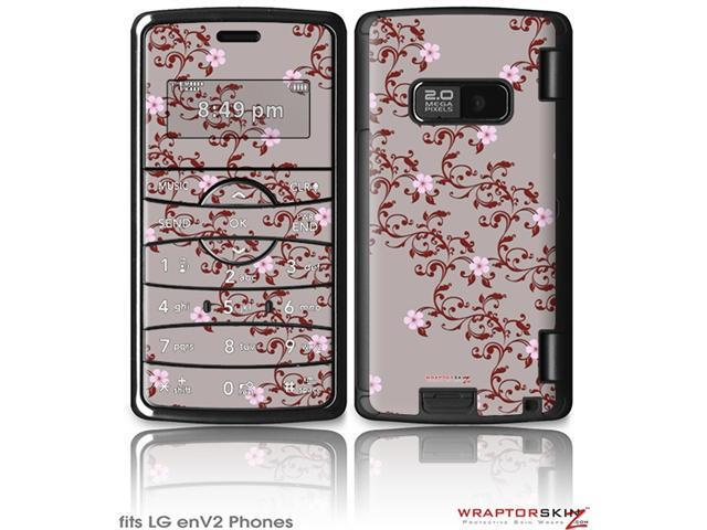 LG enV2 Decal Style Skin - Victorian Design