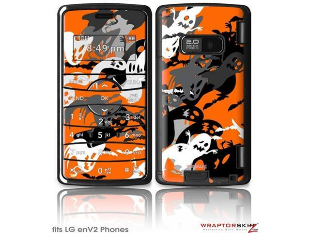 LG enV2 Decal Style Skin - Halloween Ghosts