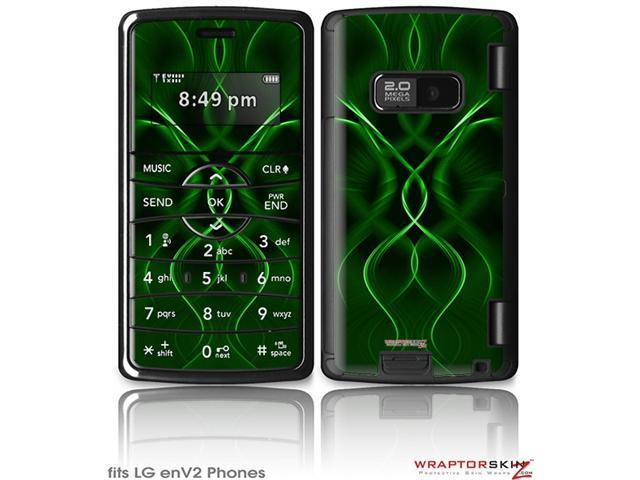 LG enV2 Decal Style Skin - Abstract 01