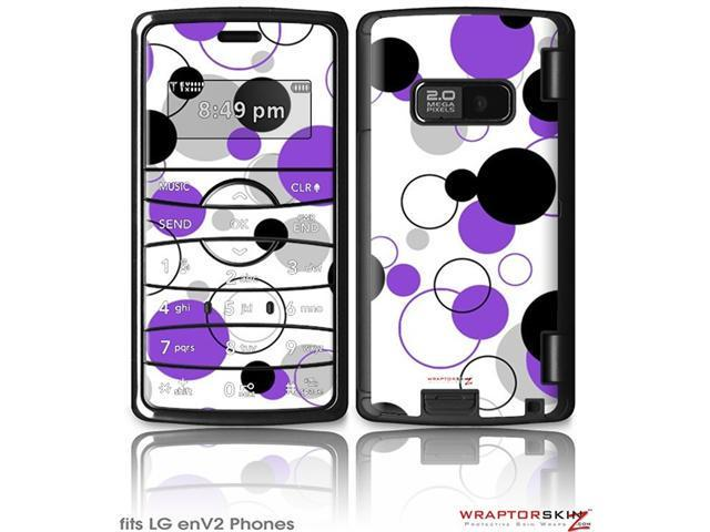 LG enV2 Decal Style Skin - Lots of Dots