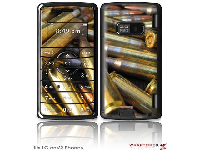 LG enV2 Decal Style Skin - Bullets