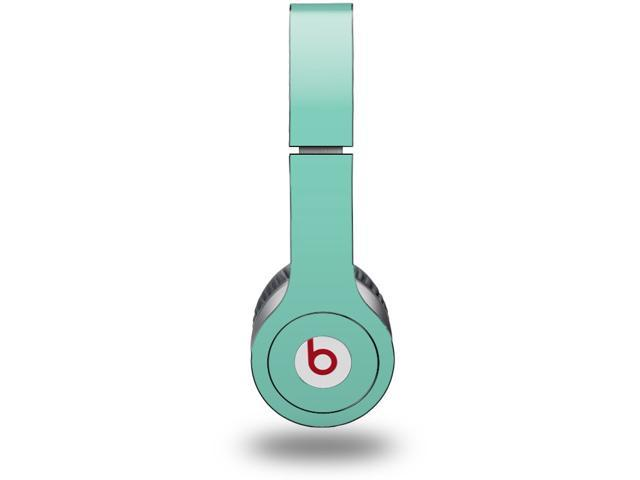 Solids Collection Seafoam Green Decal Style Skin (fits genuine Beats Solo HD Headphones - HEADPHONES NOT INCLUDED)