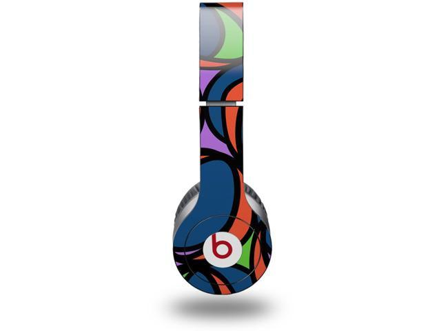 Crazy Dots 02 Decal Style Skin (fits genuine Beats Solo HD Headphones - HEADPHONES NOT INCLUDED)