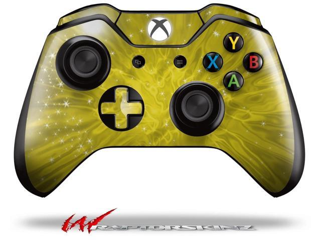 Stardust Yellow - Decal Style Skin fits Microsoft XBOX One Wireless Controller - CONTROLLER NOT INCLUDED - OEM