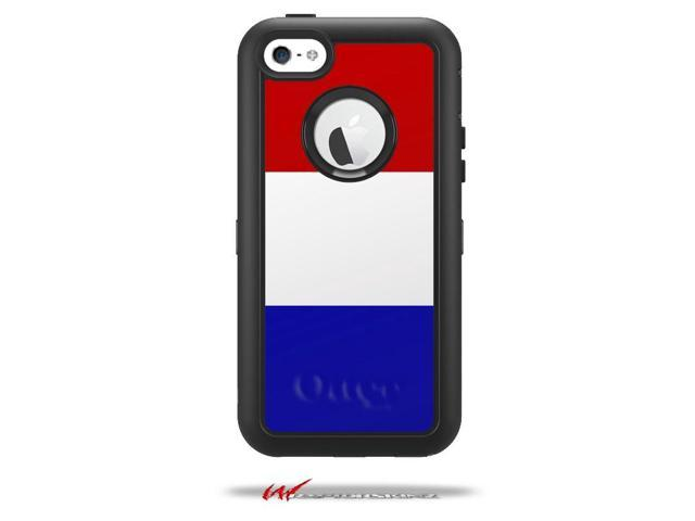 Red White and Blue - Decal Style Vinyl Skin fits Otterbox ...