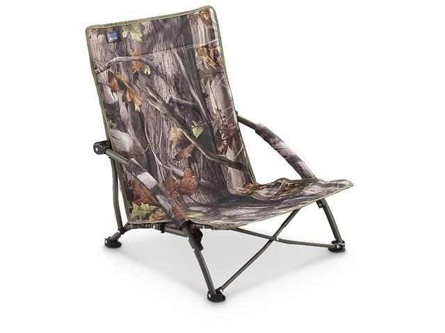 CAMO TURKEY CHAIR