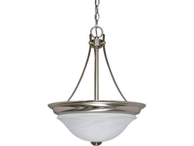 Nuvo Triumph - 2 Light Cfl - 16 inch - Pendant (Convertible) - (2) 18W GU24 Lamps Included