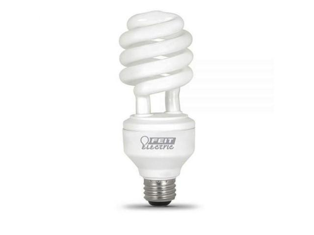 Compact Fluorescent 13/20/25w 3 Way Twist Light Bulb