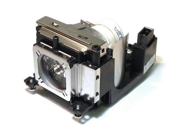 Sanyo 610-349-7518 Projector Cage Assembly with High Quality OEM Compatible Bulb