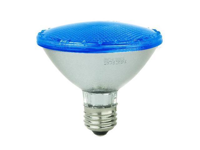 SUNLITE 4w PAR30 LED Blue Color Medium Base Light Bulb