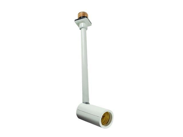 Recessed Lighting Extensions : Satco swivel recessed light extension socket